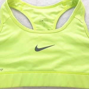 Nike Dri-fit Sports Bra Size XS